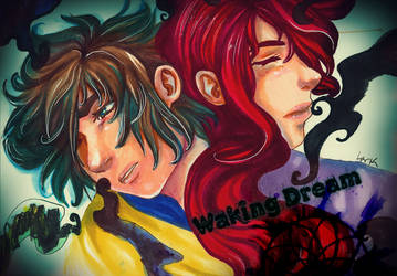 DCM Chapter 2 Cover - Waking Dream