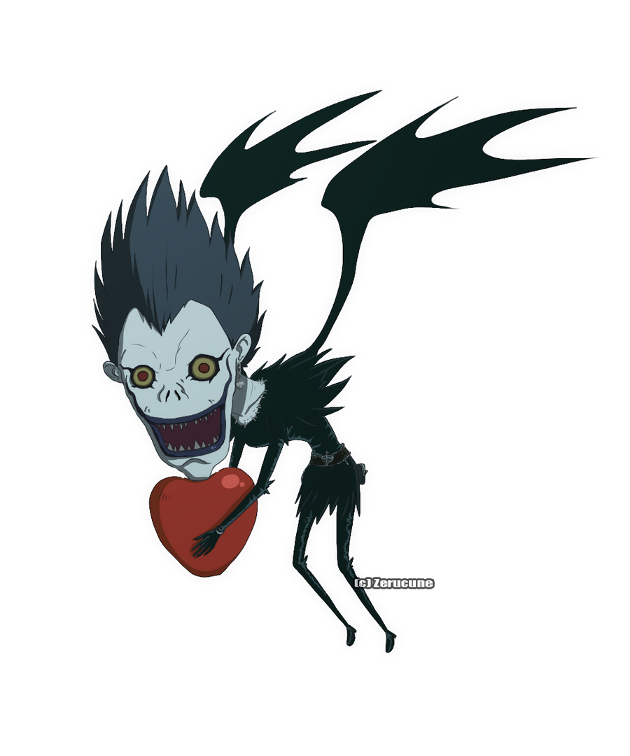 Chibi Ryuk By Zerucune On DeviantArt