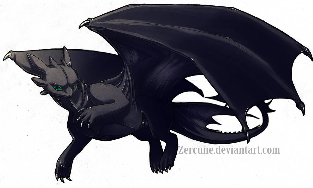 how to train your dragon toothless fish