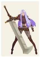 Great sword by Art-Karasu