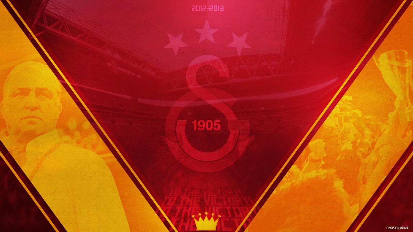 tothevictory 2012 2013 by anasonmania d5adkid 2013 En Güzel Galatasaray HD Masaüstü Resimleri