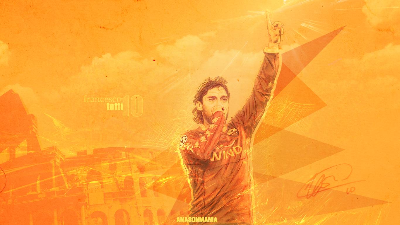Francesco Totti by anasonmania