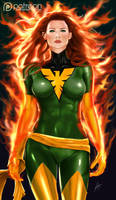 Phoenix Fan Art 01