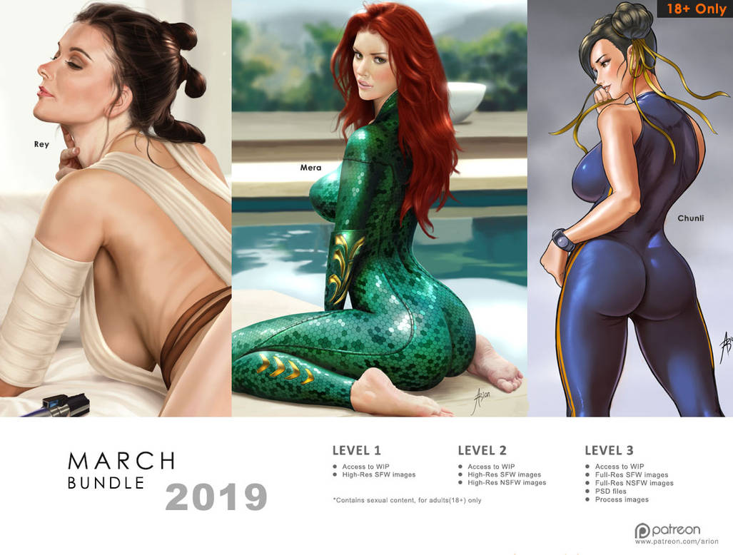 Arion Art Bundle  032019 Cover by arion69