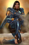 Pharah by arion69