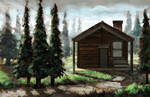 House in Forest 2