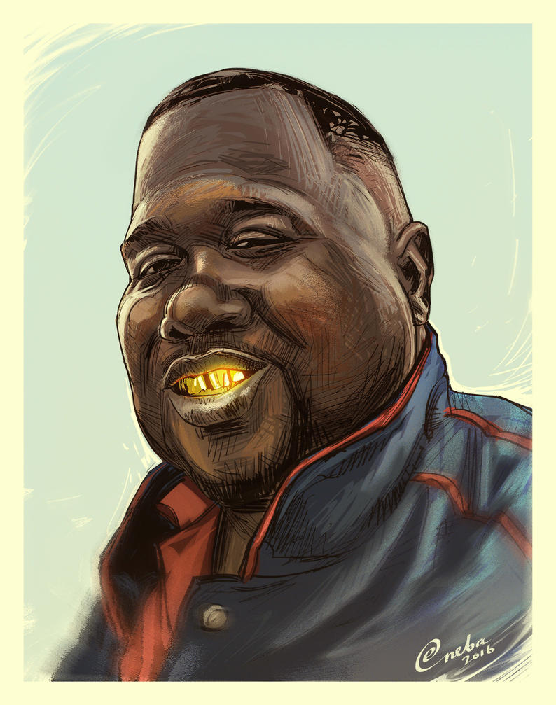 Alton Sterling by Erlson