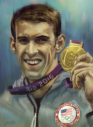 Phelps by Erlson