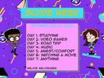 Slyde Week by FandomBoi02