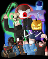 The Fortress of Horrors!!! by DCP16