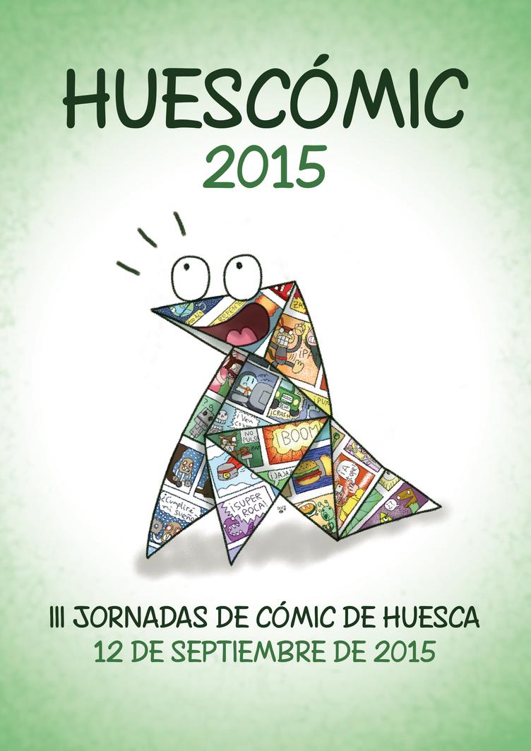 Huescomic 2015 by DCP16