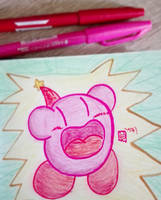 A Kirby New Year by DCP16
