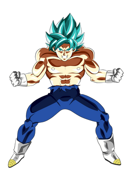 Kakarotto Ssj Blue