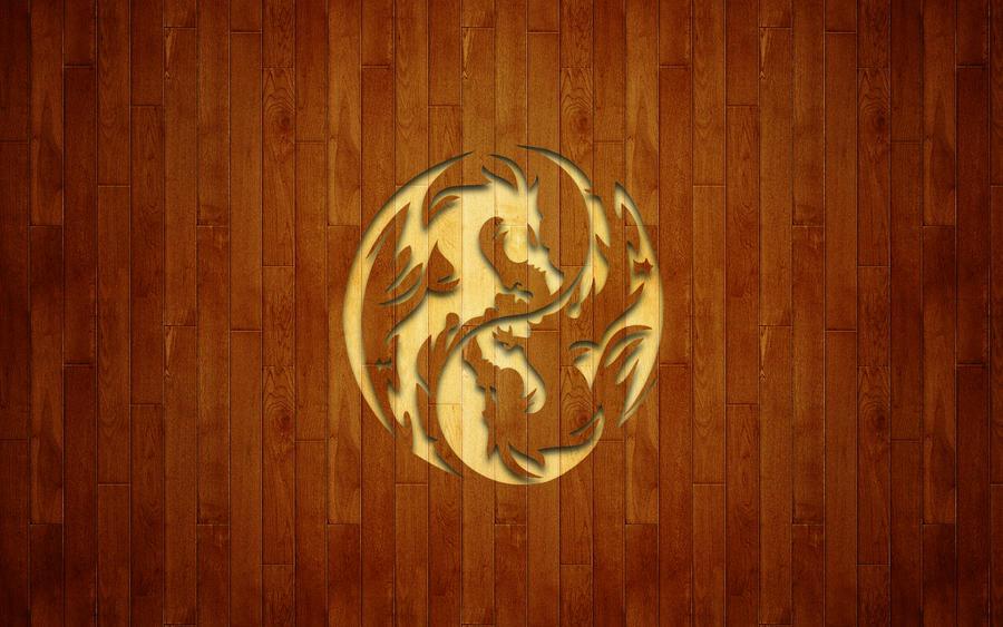 Wood Dragon 2