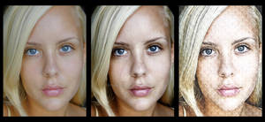 Shai200 Retouched and Draw (Steps)