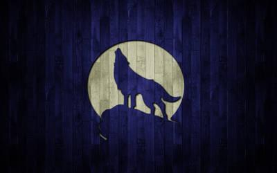 Wood Wolf 01