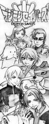 Digimon Savers by x-TOM-x