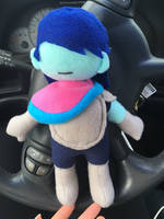 Kris Plushie(for sale!!!) by Follow-to-wonder