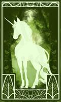 Unicorn - Olive Forest