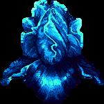 Pixel - F2U Blue Iris by Gabrielsknife