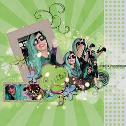 Cutie Gaga by gagauniverse