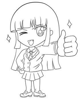 Eika Tomoyo Protagonista