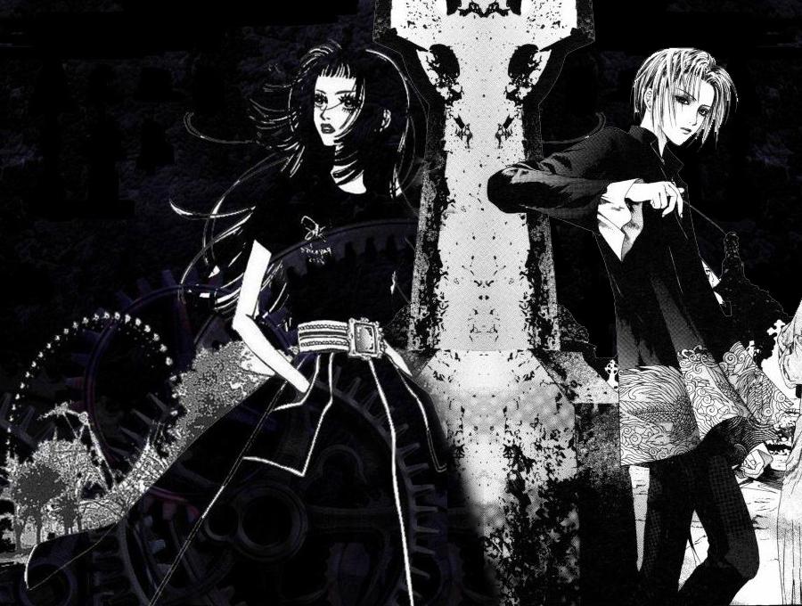 Vampire duo by Cloe-Lockless
