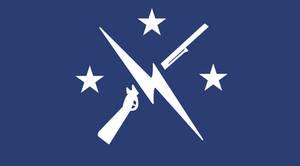 Commonwealth Minutemen Flag by PatrioticPegasus