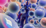 Cinema 4D Pony