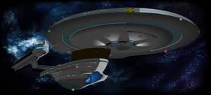 USS Enterprise 1701 B