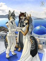 Exchanging Vows by KaceyM