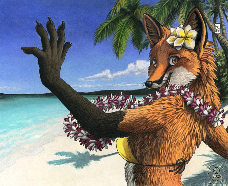 Island Dancer by KaceyM