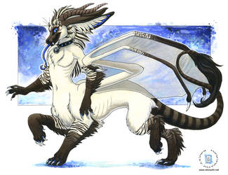 Kace Dragonform Taur by KaceyM
