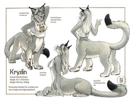 Kryslin Reference
