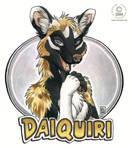 Daiquiri Badge