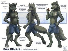 Balu Reference by KaceyM