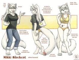 Nikki Reference by KaceyM