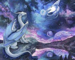 Among the Stars by KaceyM