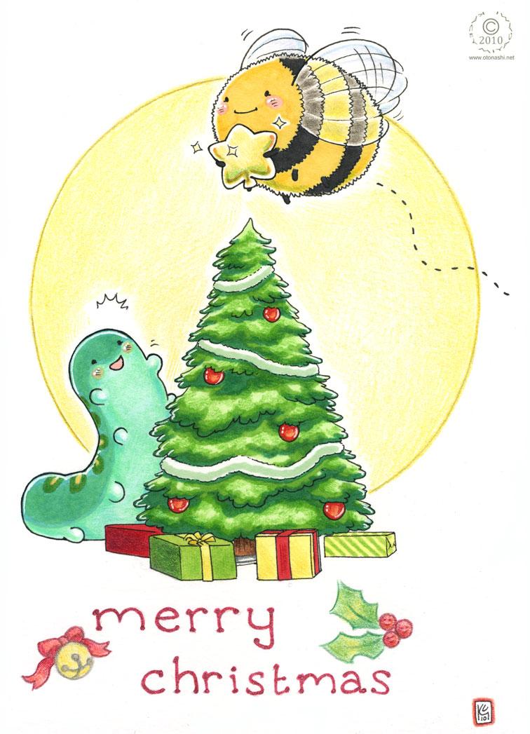 Buggy Christmas by KaceyM