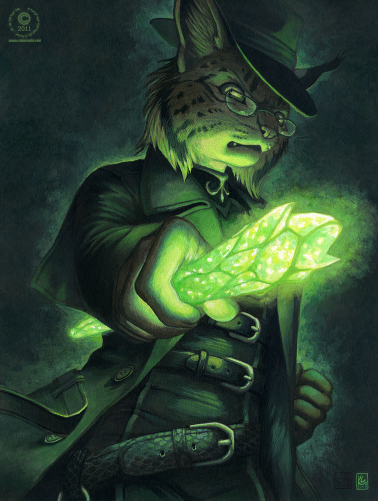 Dark Magic by KaceyM