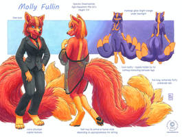 Molly Reference by KaceyM