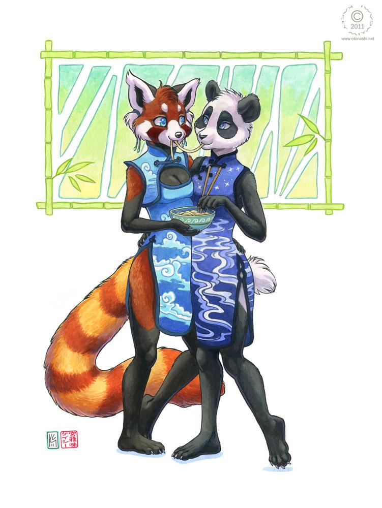 Pandas by KaceyM