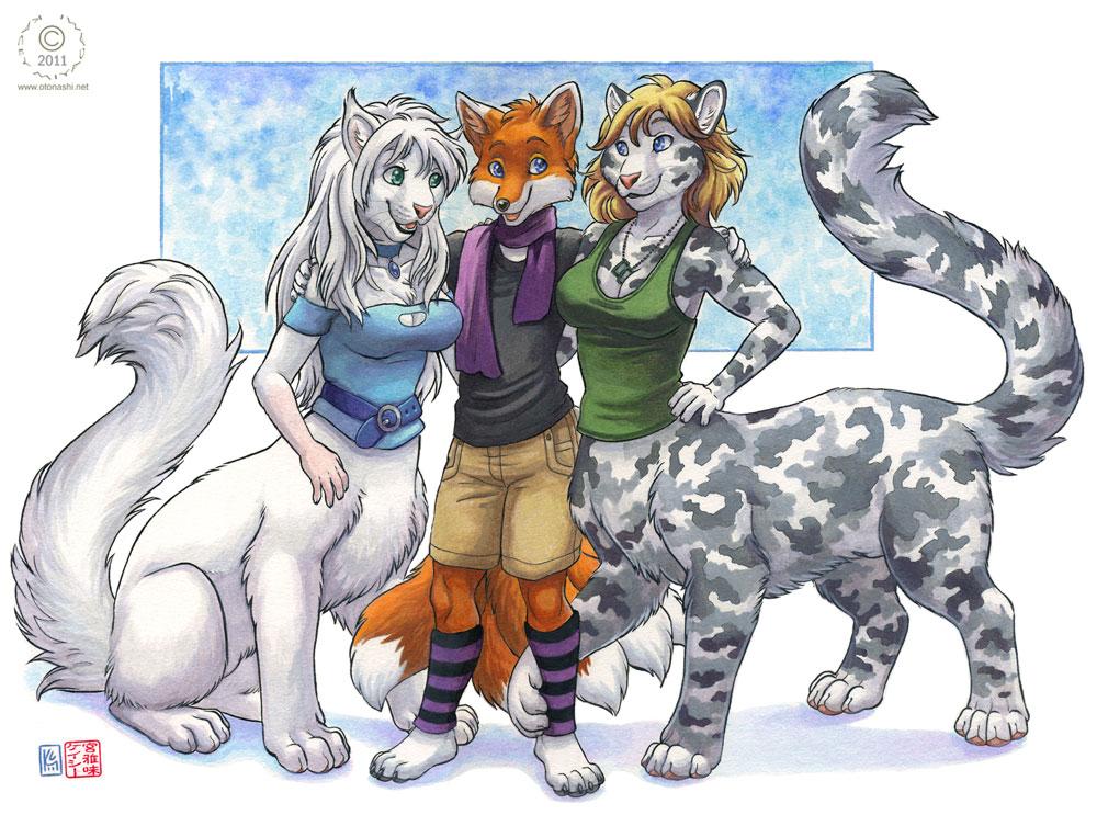 Togetherness by KaceyM