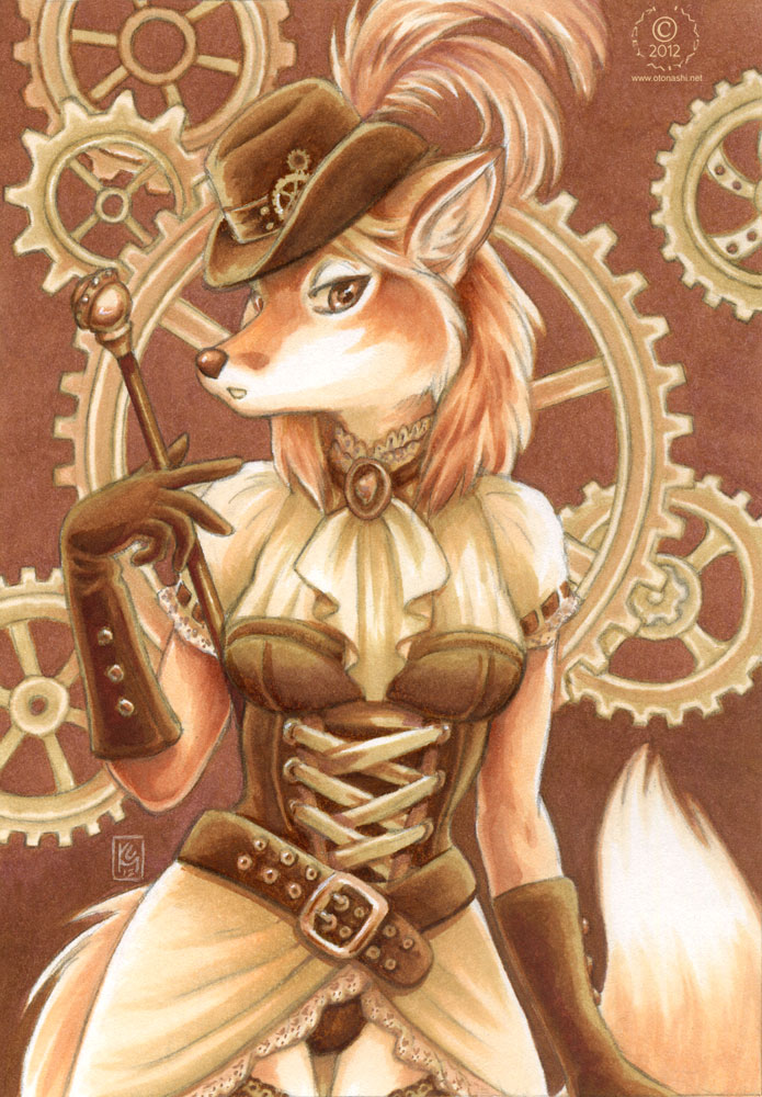 Copper And Lace by KaceyM