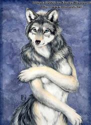 Werewolf by KaceyM