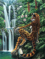 Beauty of the Jungle by KaceyM