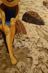 Sun and Sand by KaceyM