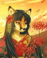 Hanako by KaceyM