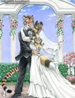 A Princess Wedding by KaceyM