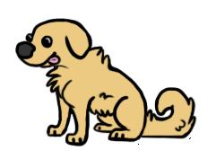 Derpy Dog 1 by 490skip